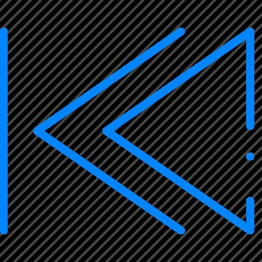 backward, first icon