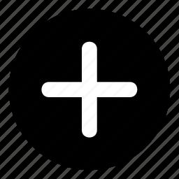 +, + button, add, add button, media button, volume up icon