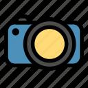camera, communication, entertainment, internet, picture icon