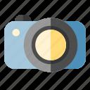 camera, clip, communication, entertainment, internet, picture icon