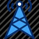 internet, signal, tower, wireless
