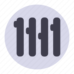 eqaulizer, instrument, media, music, player icon