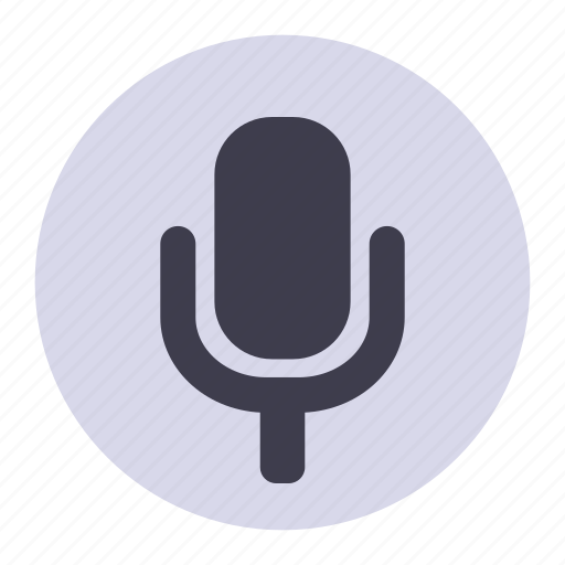 media, microphone, record, sound, speak, talk icon