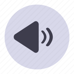 audio, media, minus, player, sound, volume icon