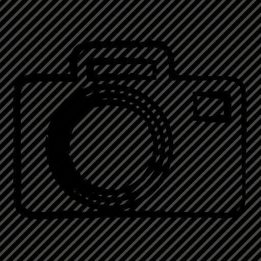 camera, digicam, photo, photography icon