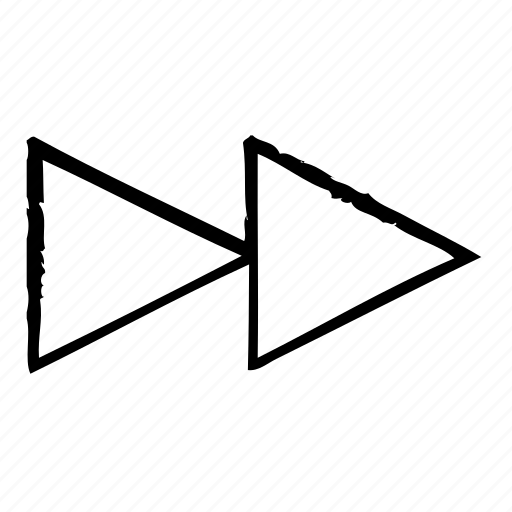 Forward, arrows, media, navigation icon - Download on Iconfinder