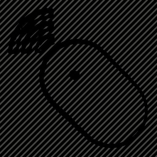 computer, cursor, device, mouse icon