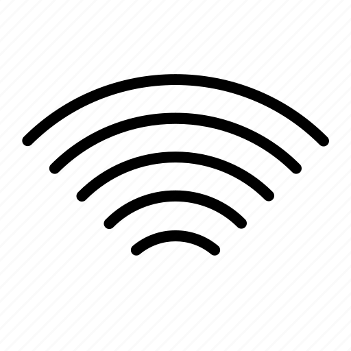 connection, media, network, signal, social, wifi, wireless icon