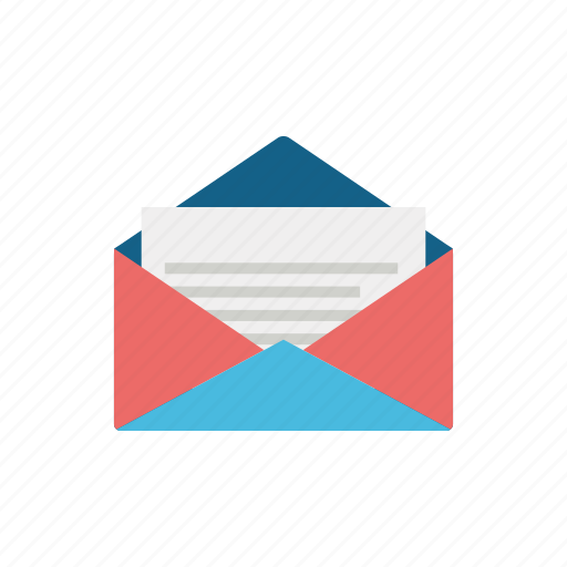 communication, consume, email, envelope, mail, media icon