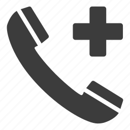 ambulance, call, help, medical, phone, rescue icon