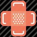 medical, wound, plaster, bandage icon