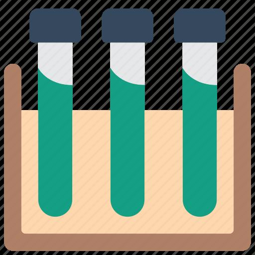 equipment, hospital, laboratory, medical, rack, test, tube icon
