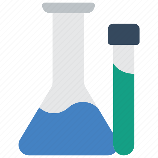 equipment, hospital, laboratory, medical, test, tubes icon