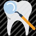 clean, dentist, hygiene, medical, mirror, mouth, tooth