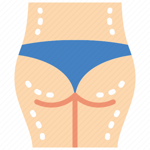 body, bottom, doctor, hospital, medical, patient, surgery icon