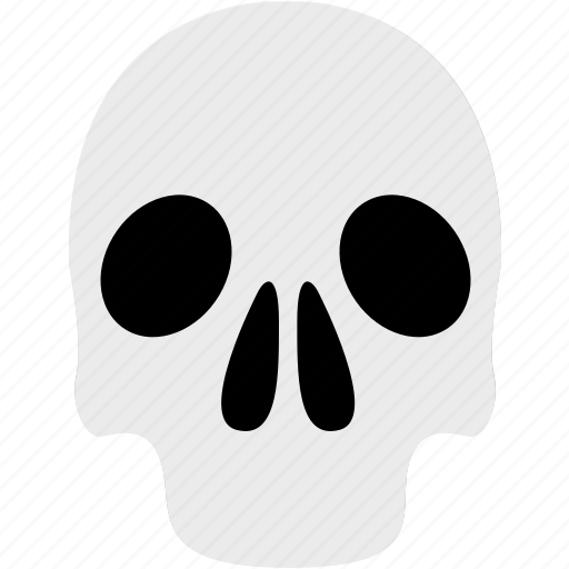caution, danger, dead, exclamation, horror, pirate, skull icon