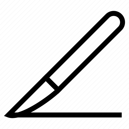 blade, cut, cutter, knife icon
