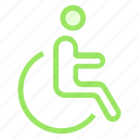 accessbility, disable, interface, verticle