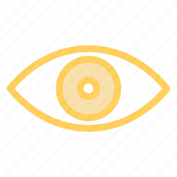 eye, look, see, view icon