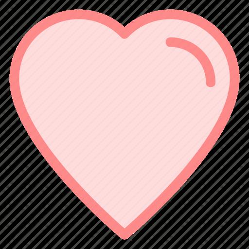 favorite, health, heart, life icon