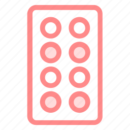 drugs, medicine, pills, tablet icon