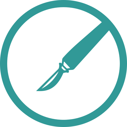 cut, incision, knife, scalpel icon