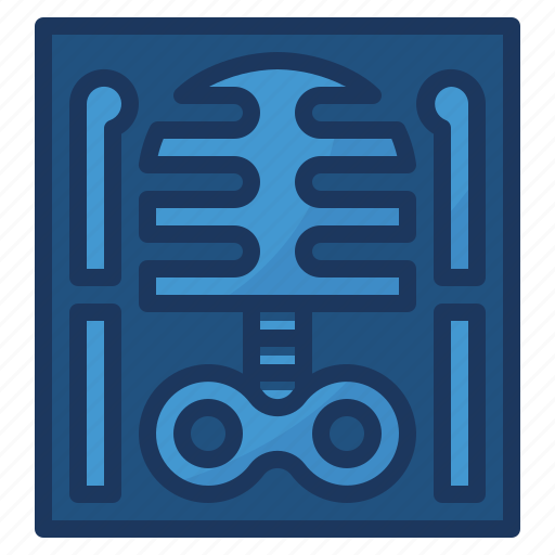 Patient, radiology, skeleton, xray icon - Download on Iconfinder