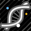 cell, dna, health, medicine icon
