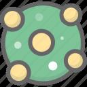 bacterium, germ, health, medical, virus icon