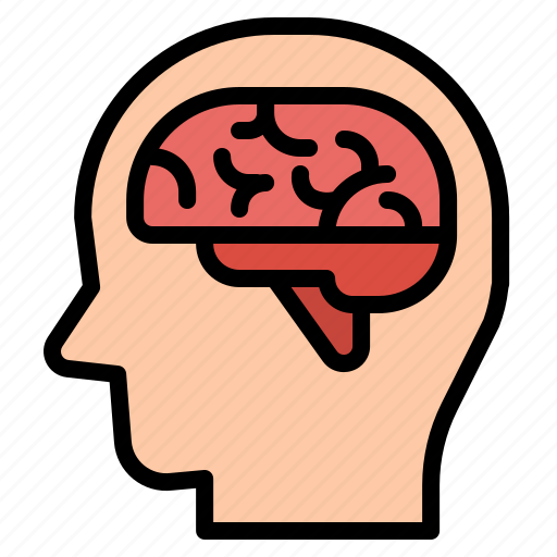 brain, medical, robotics, smart, think icon