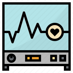 cardiogrammedical, clinic, electrocardiogram, health, hospital, stats icon