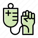 health, hospital, infusion, medical, medicine icon