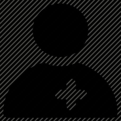 avatar, brain, face, human face, patient avatar icon