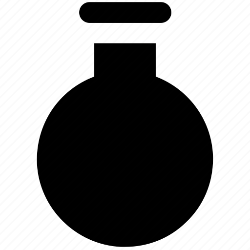 elementary flask, erlenmeyer flask, flask, lab accessories, lab equipment, lab flask icon