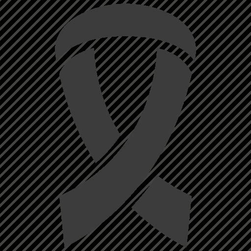 awareness, healthcare, ribbon icon