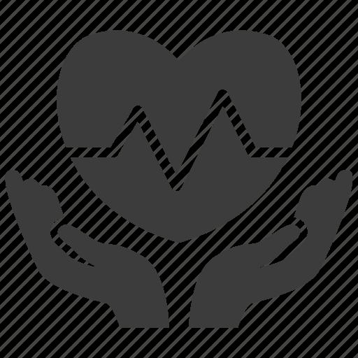health, healthy, heart icon