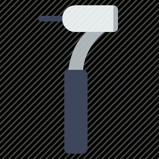 dental drill, dental equipment, dental tool, medic, medical, tool, tools icon