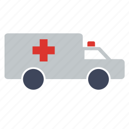 ambulance, car, emergency, hospital, medical, transport, transportation icon
