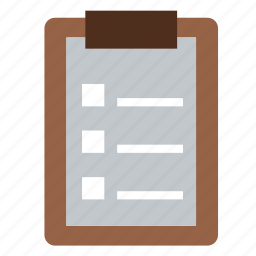 checklist, form, hospital, list, medical, report, test icon