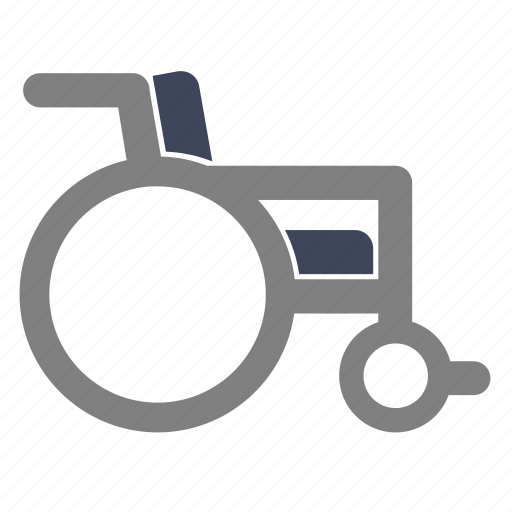 carriage, hospital, medic, medical, tool, wheelchair icon