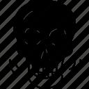 auricular, nasalis, osteology, skeleton icon
