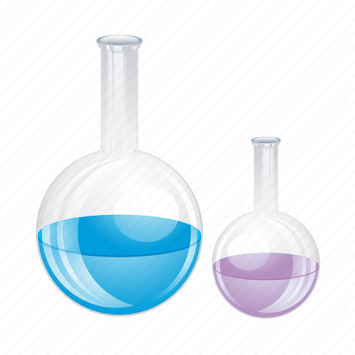 bottle, cemical, chemical, chemistry, experiment, glass, laboratory icon