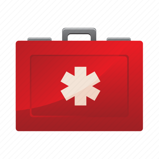 bag, briefcase, case, medic icon