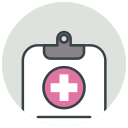 health, healthcare, hospital, medicine, recoverytreatment icon