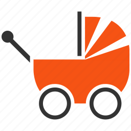 baby, carriage, cheeper, child, infant, kid, newborn icon