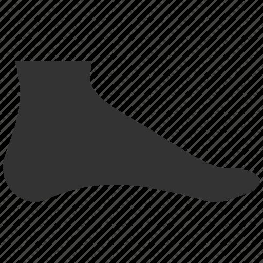 body, foot, heel, shoe, step, track, walk icon