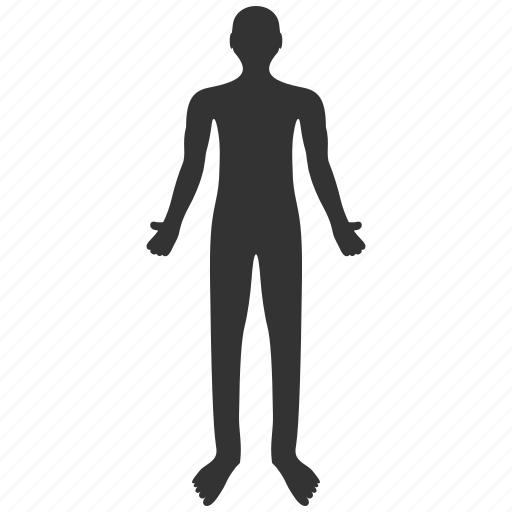 body, customer, human, man, patient, person, user icon