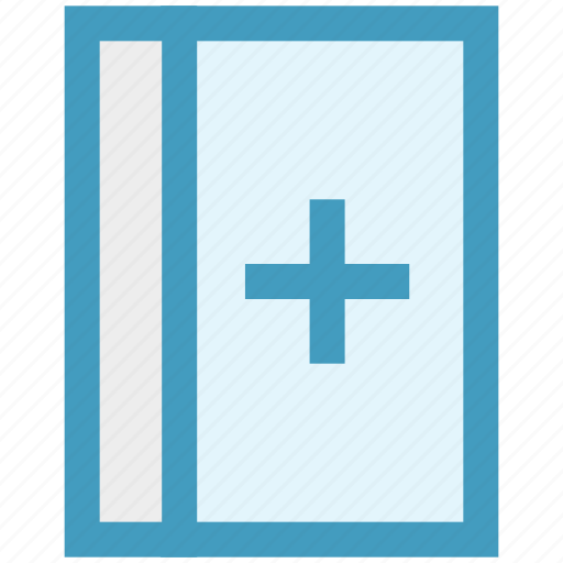 Book, doctor book, medical, medical book, medical education icon - Download on Iconfinder