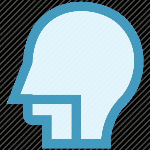 brain, doctor, head, hospital, human head icon