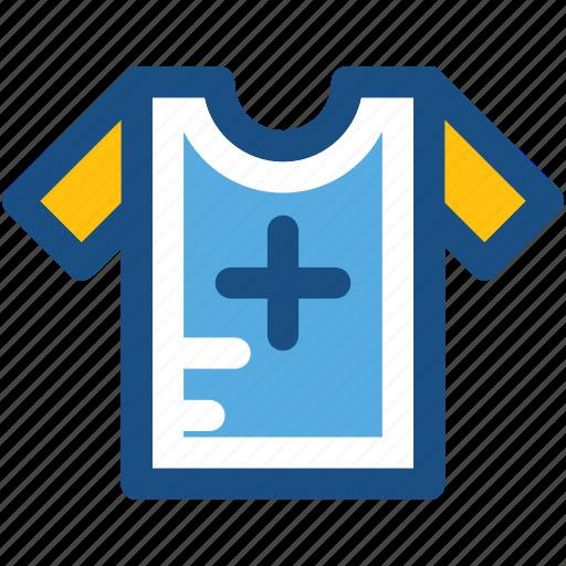 clothes, hospital shirt, patient shirt, shirt, t shirt icon